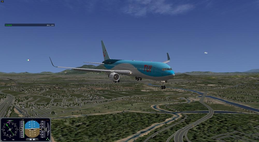 590th fly-in: Rio de Janeiro, Brazil (SBGL) - Flight