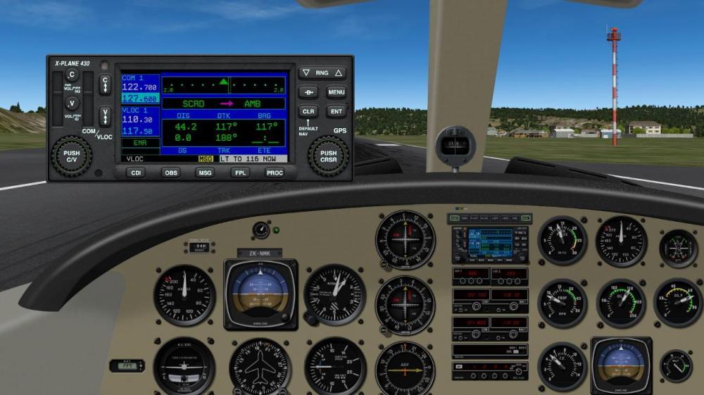 02 - Navigation and Flight Planning - GPS (430-530) Tutorials - X