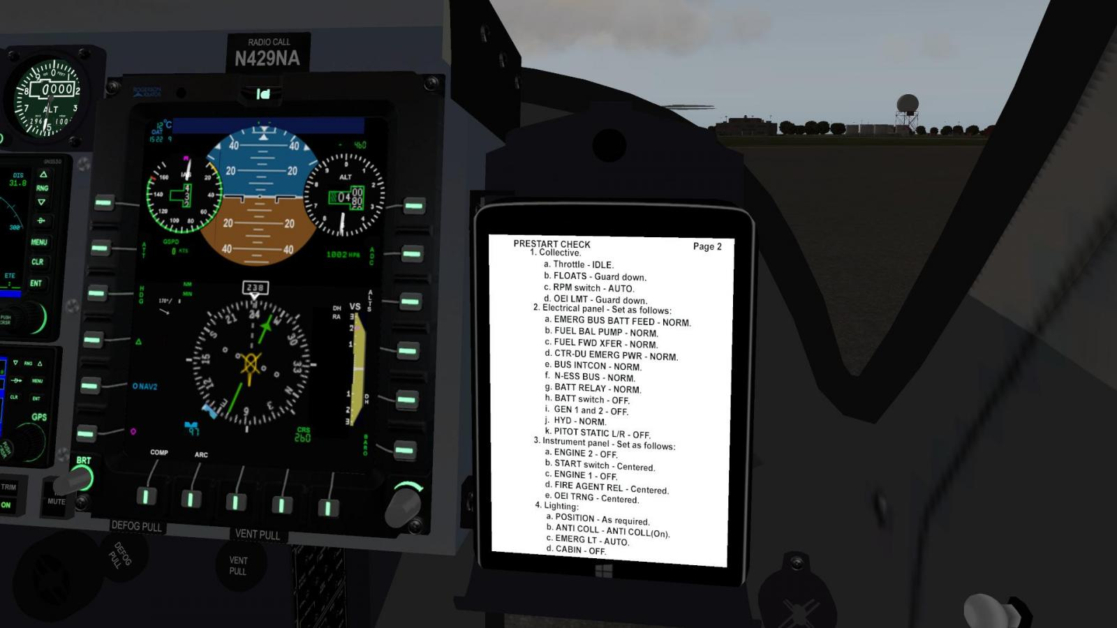 Bell 429 - Page 2 - Helicopter - Development Notice - X-Plane Org Forum
