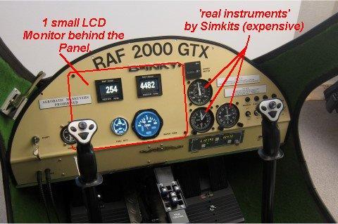 Instruments with Displays - Cockpit Designers - X-Plane Org Forum