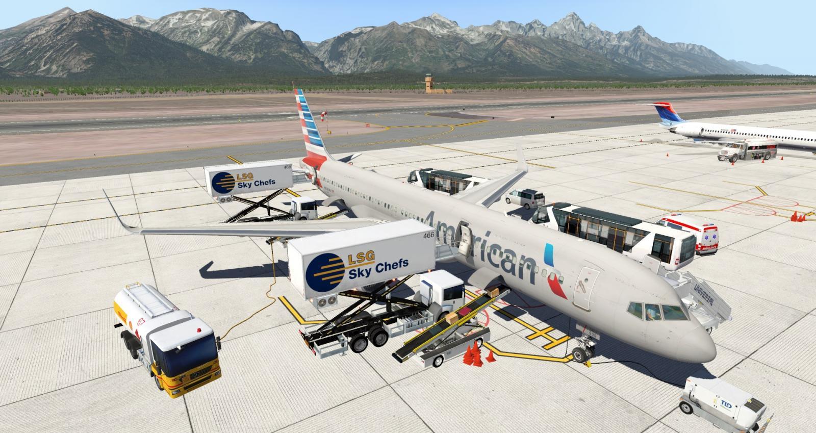Aerobridge 757 Download