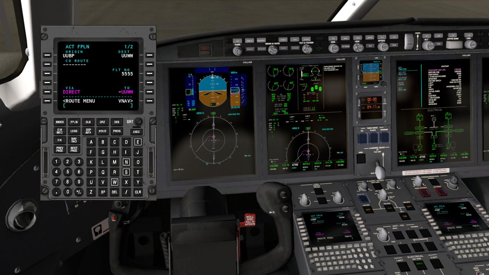 Challenger 300 XP11 compatibility patch