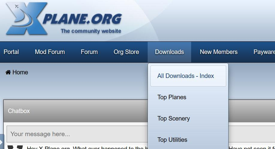 Best-Of The Month - News - X-Plane Org Forum