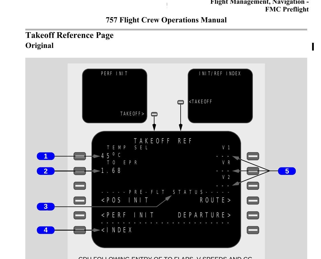 answered fmc v speed and flap setting boeing 757 v2 professional rh forums x plane org