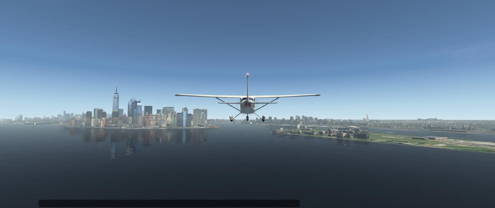 Fly Lua Xplane