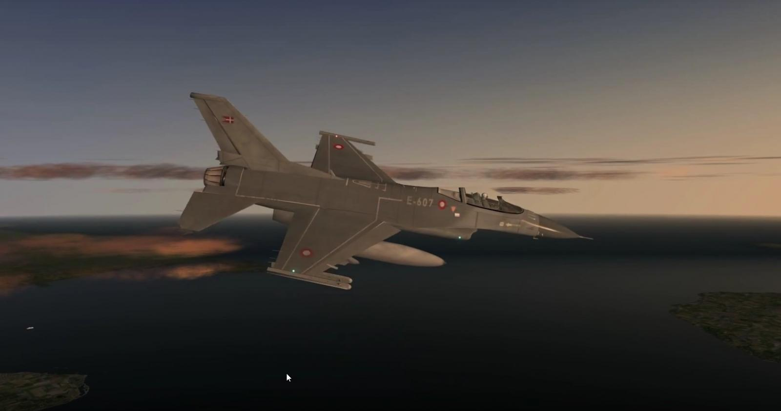 JSC F16 for X-Plane 11 - JCS Aircraft - X-Plane Org Forum