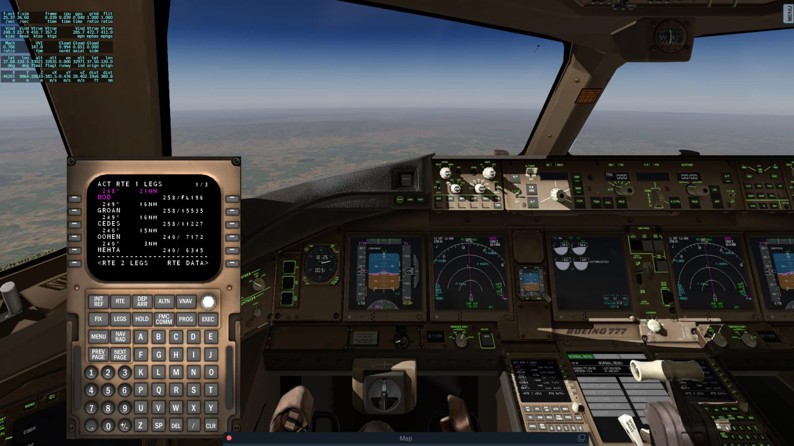 777 Worldliner V10