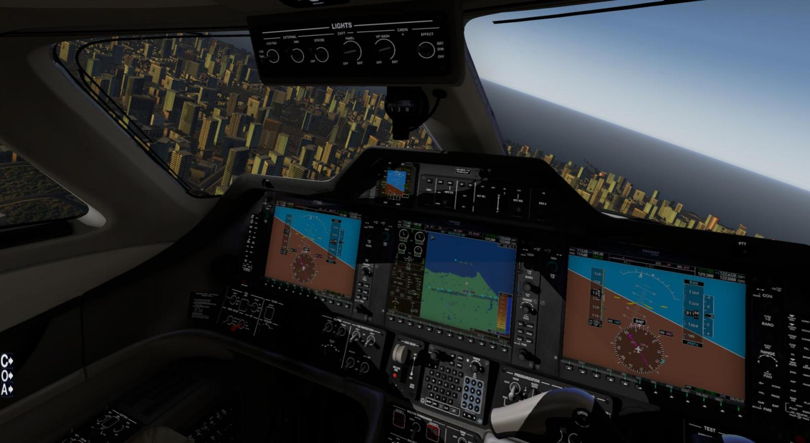 Carenado Phenom 100 for XP released - Carenado - Alabeo