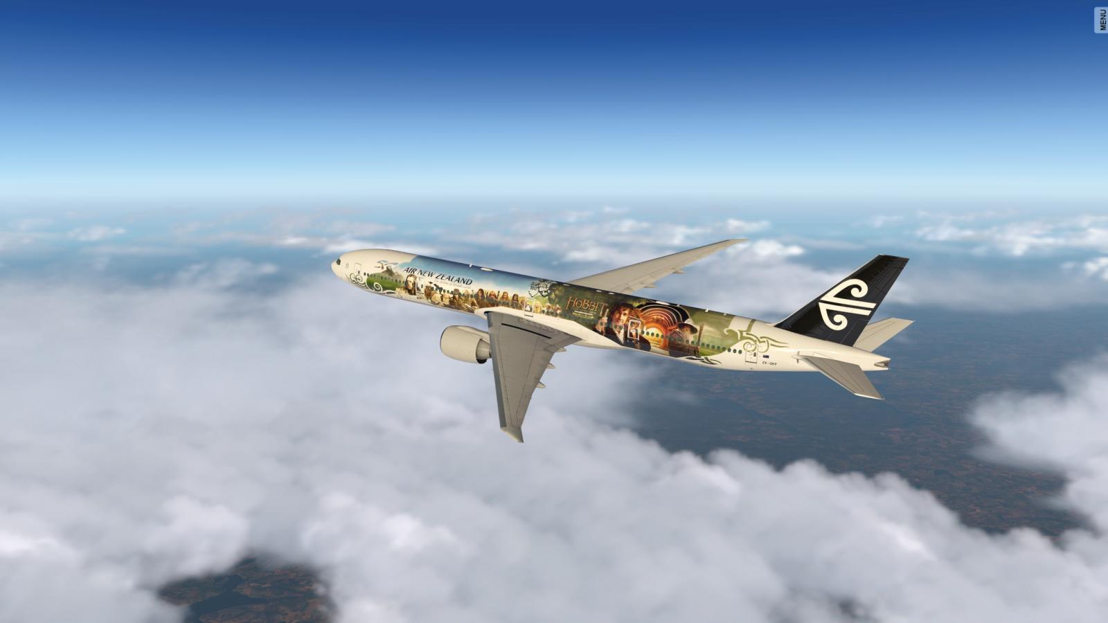 Flightfactor Boeing 777 Worldliner Professional V1 - bertylback