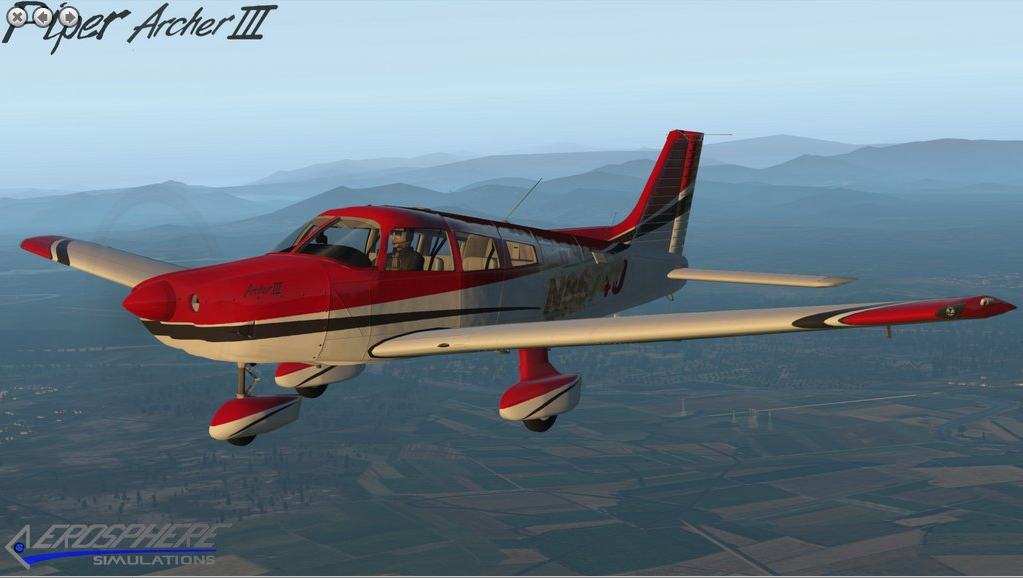 Piper Archer III released - AeroSphere - X-Plane Org Forum