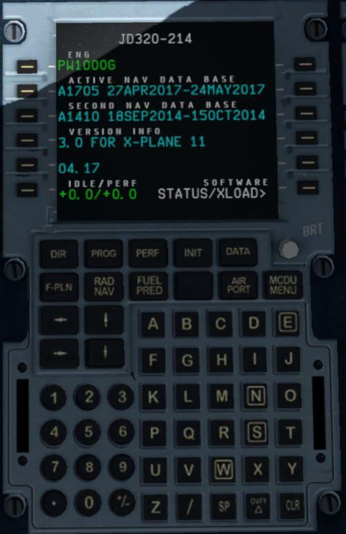 Carenado PA31 chieftain Navda database update - XP11 FMS and Nav