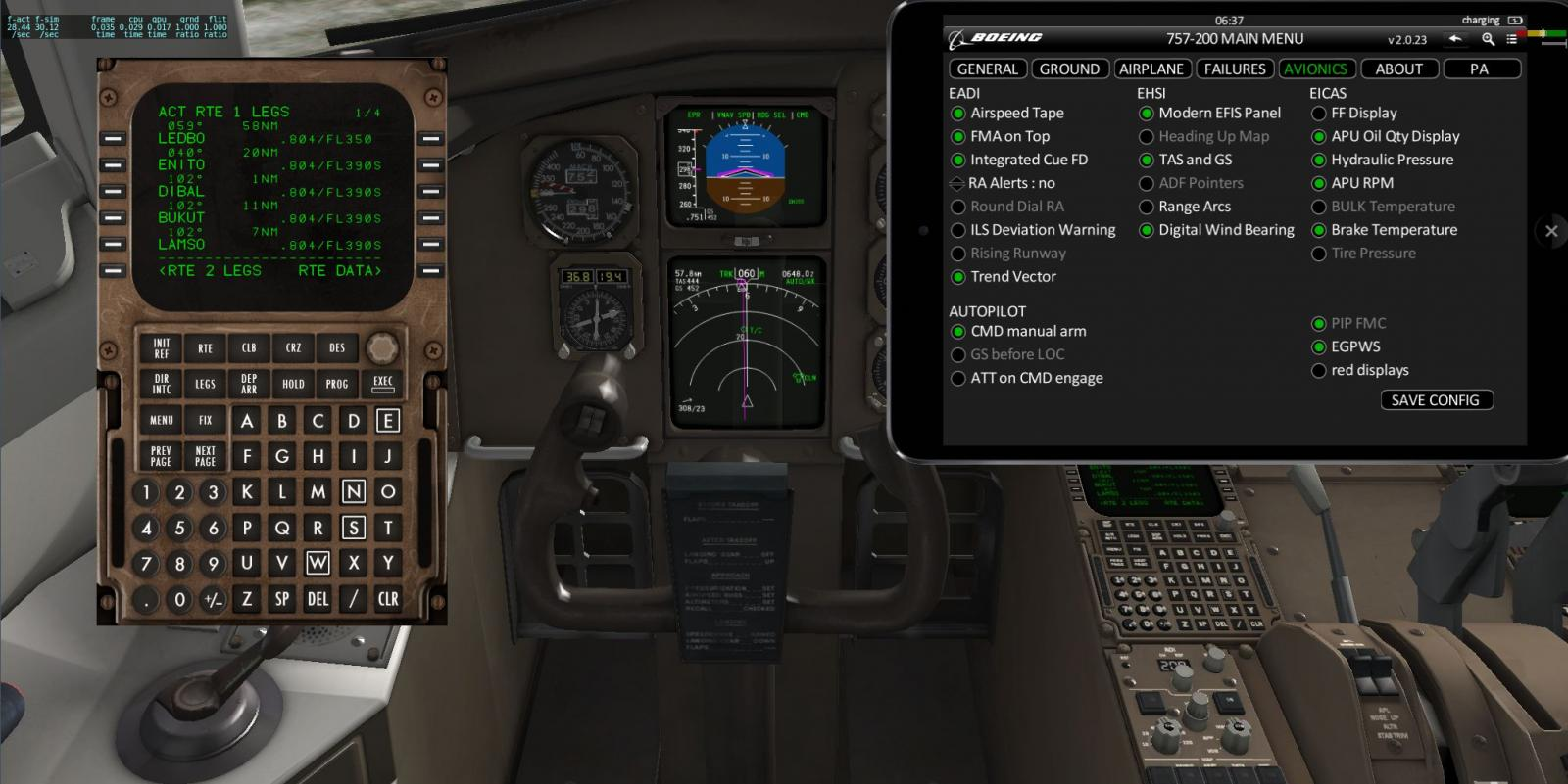 v2 0 23 not follwing lnav in xp10 boeing 757 v2 professional x rh forums x plane org Delta Boeing 757 Boeing 777