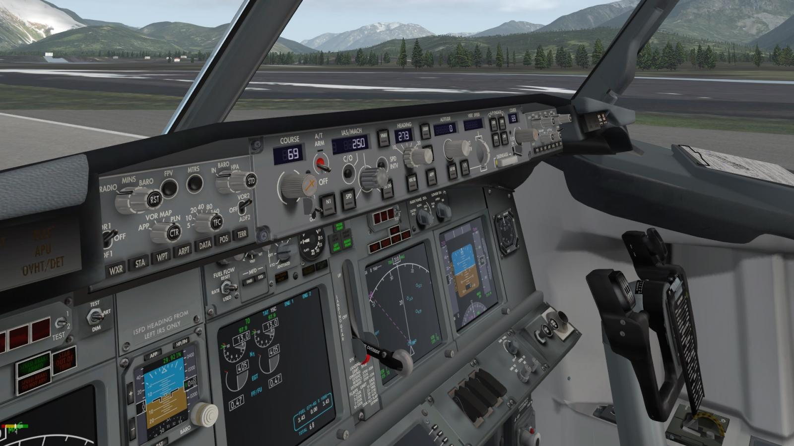 Boeing 737 700 x plane 10