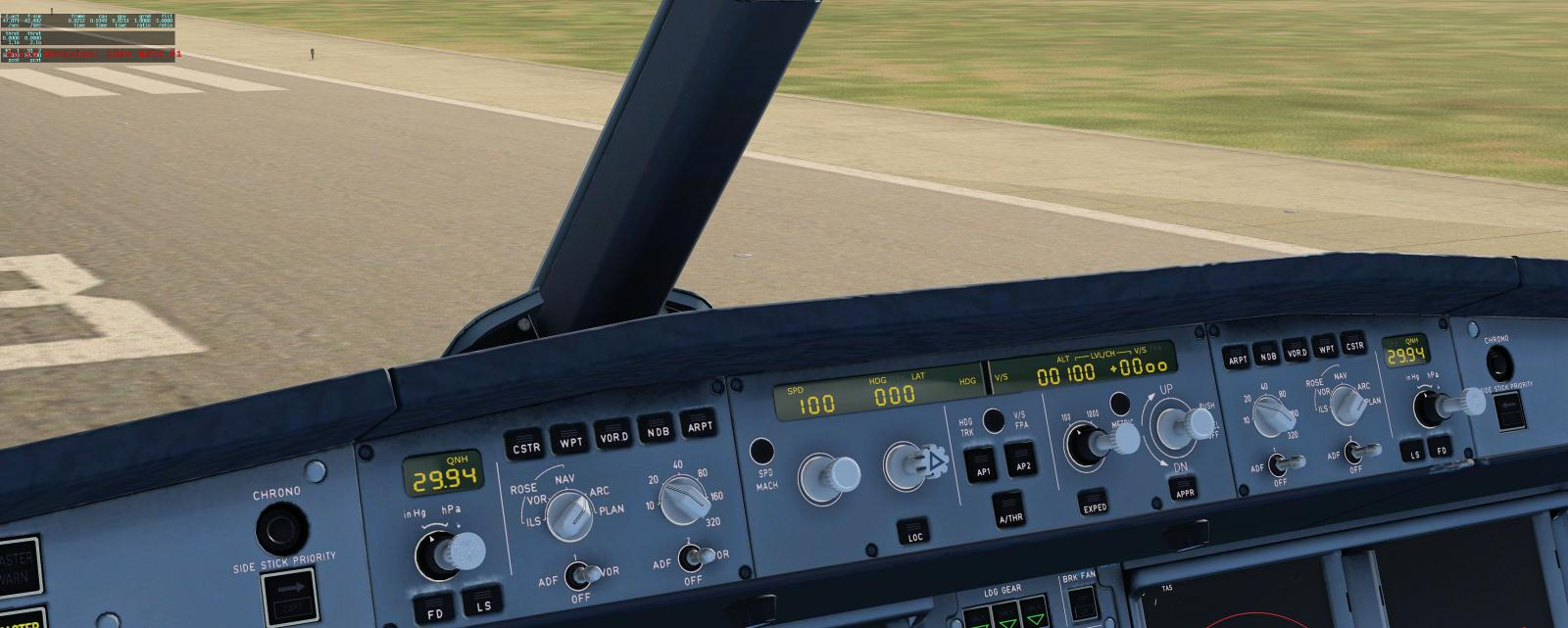 A320 Ultimate from FlightFactor - News from Commercial Designers - X