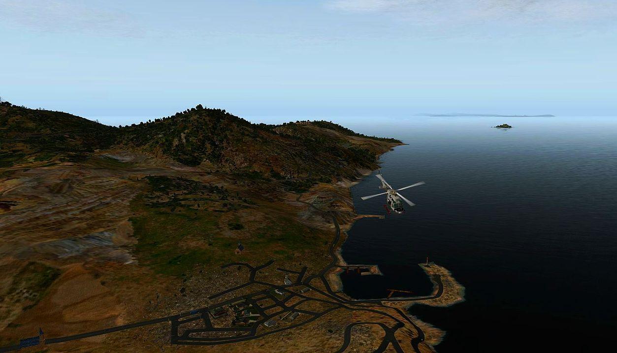 Aeroporto Elba : Lirj elba airport italy scenery packages v v v x