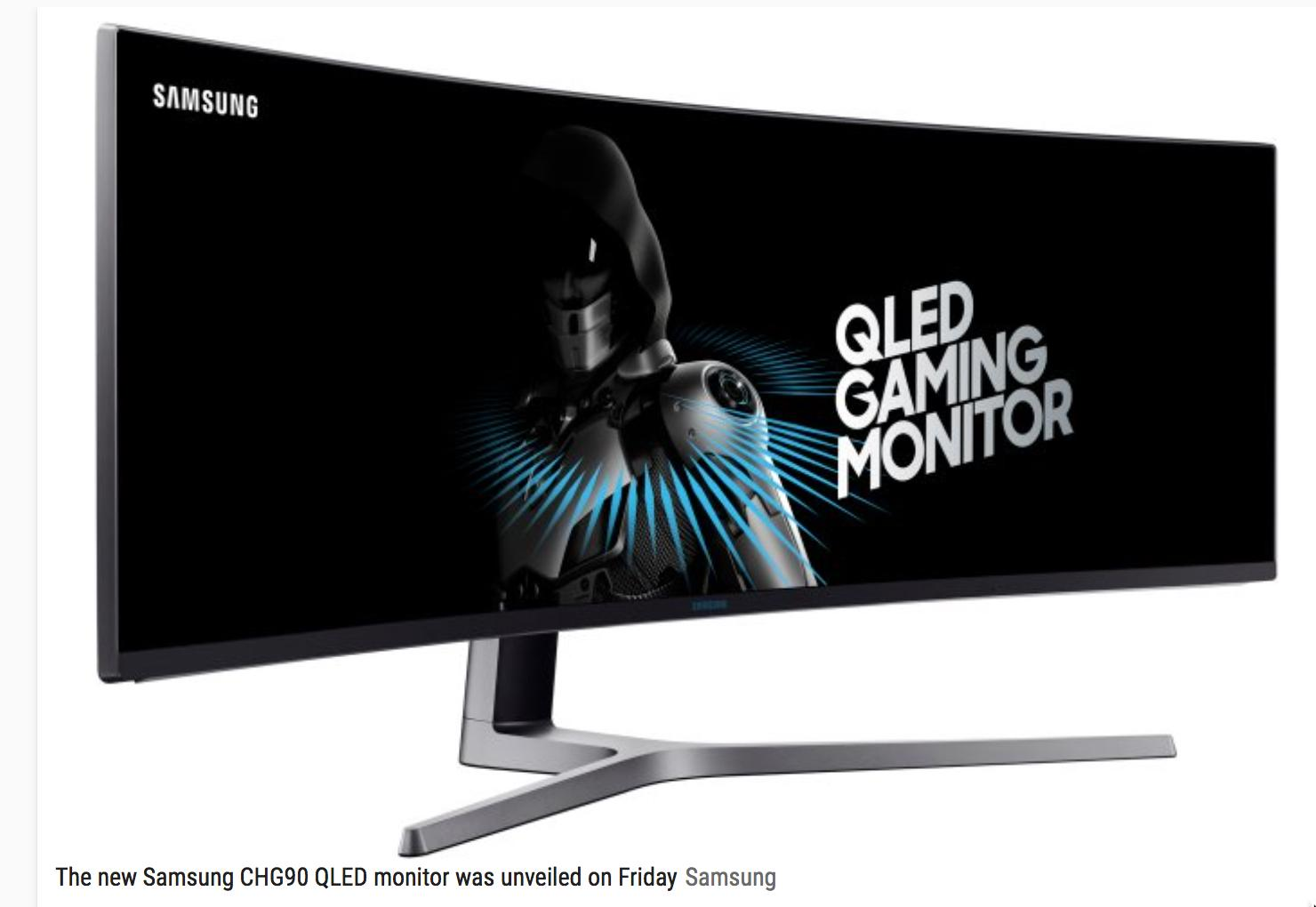 Wide Screen Monitors - Technical Support - Cubby's Corner