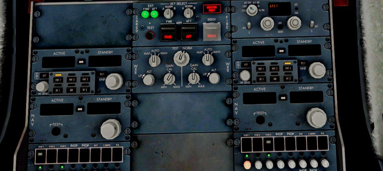 Boeing B737 Zibo mod