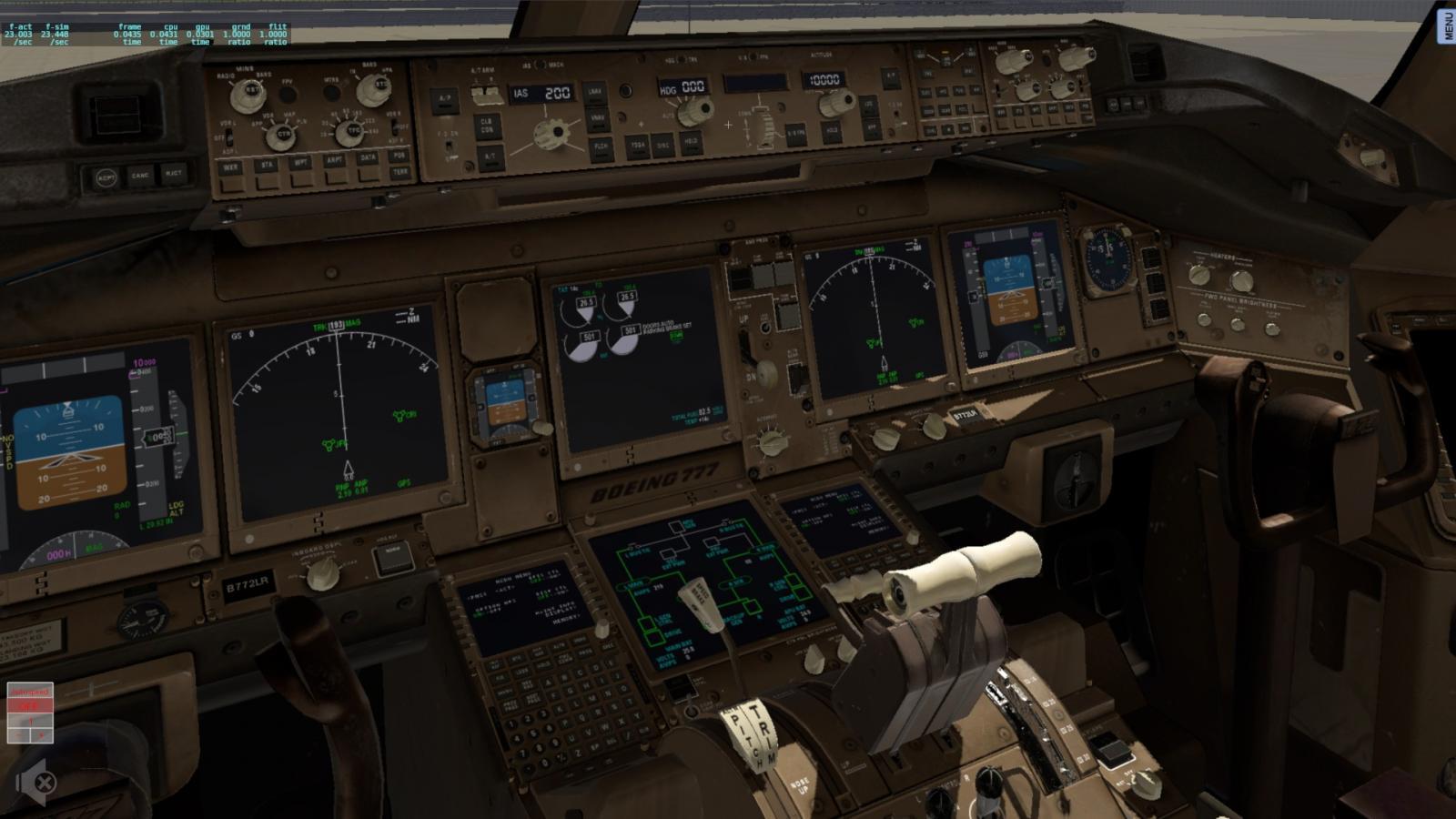 Flight factor 777 - XP11: Is it a bug ? - X-Plane Org Forum