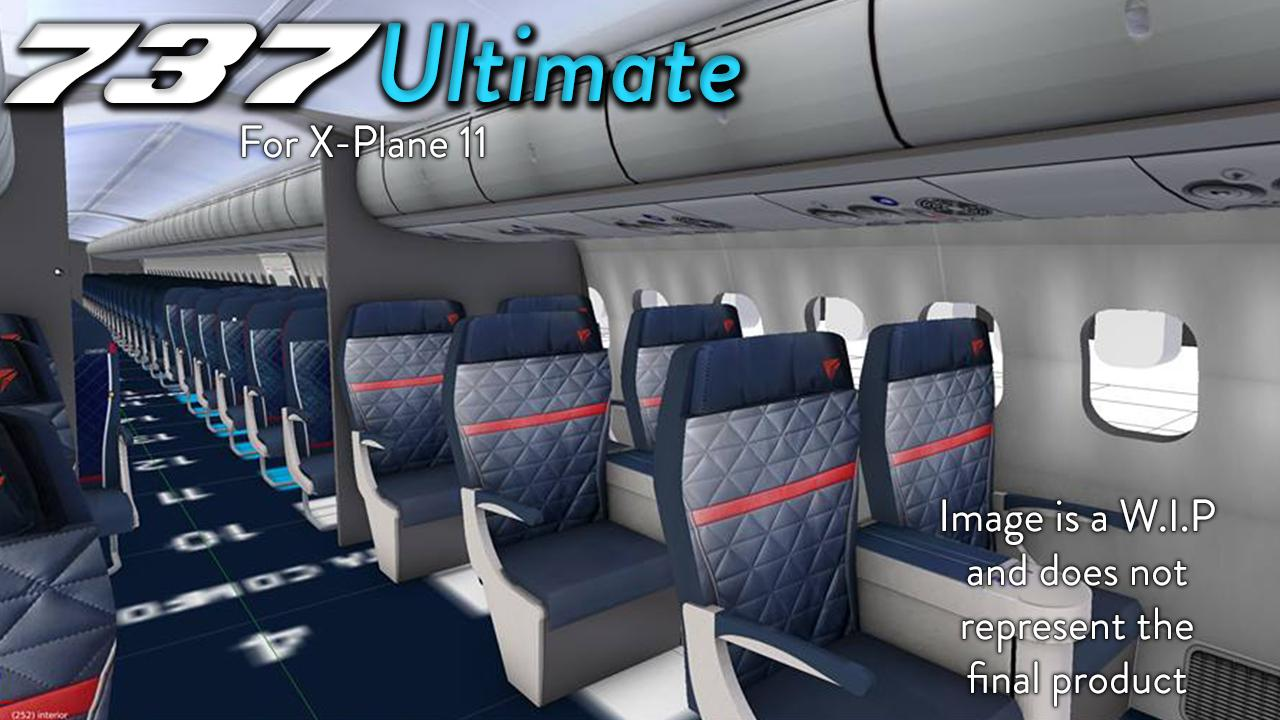Boeing 737 Ultimate - Airplane Development Notices - X-Plane Org Forum