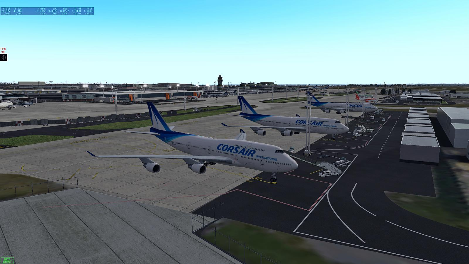UPLOAD AEROSOFT LFPO XPLANE 11 - XP11 General discussion - X