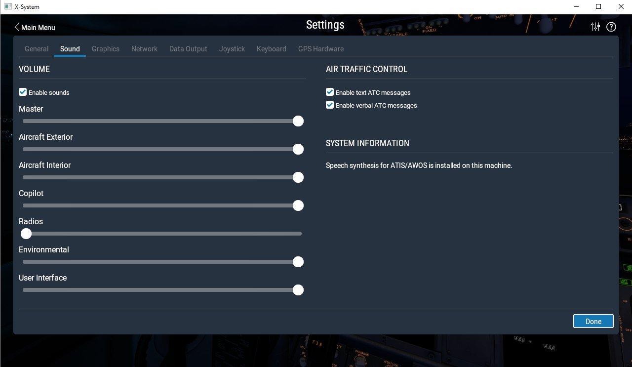 Pilot2ATC Question - XP11 Compatibility List: Utilities - X