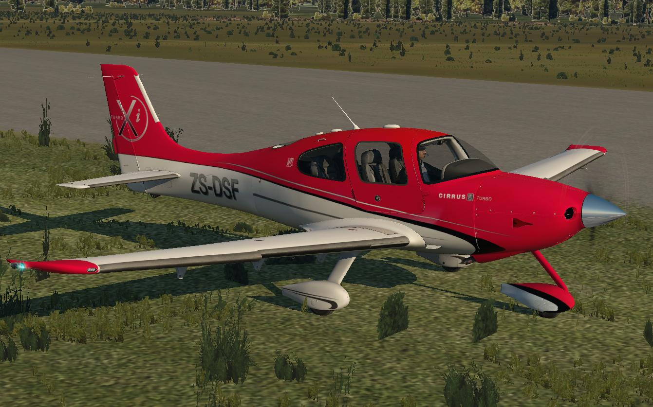Carenado CIRRUS SR 22 Turbo - Carenado Paints - X-Plane Org