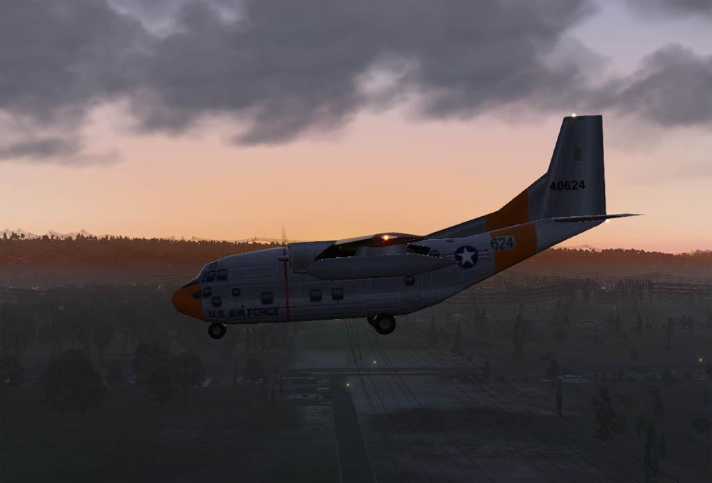 The C 123