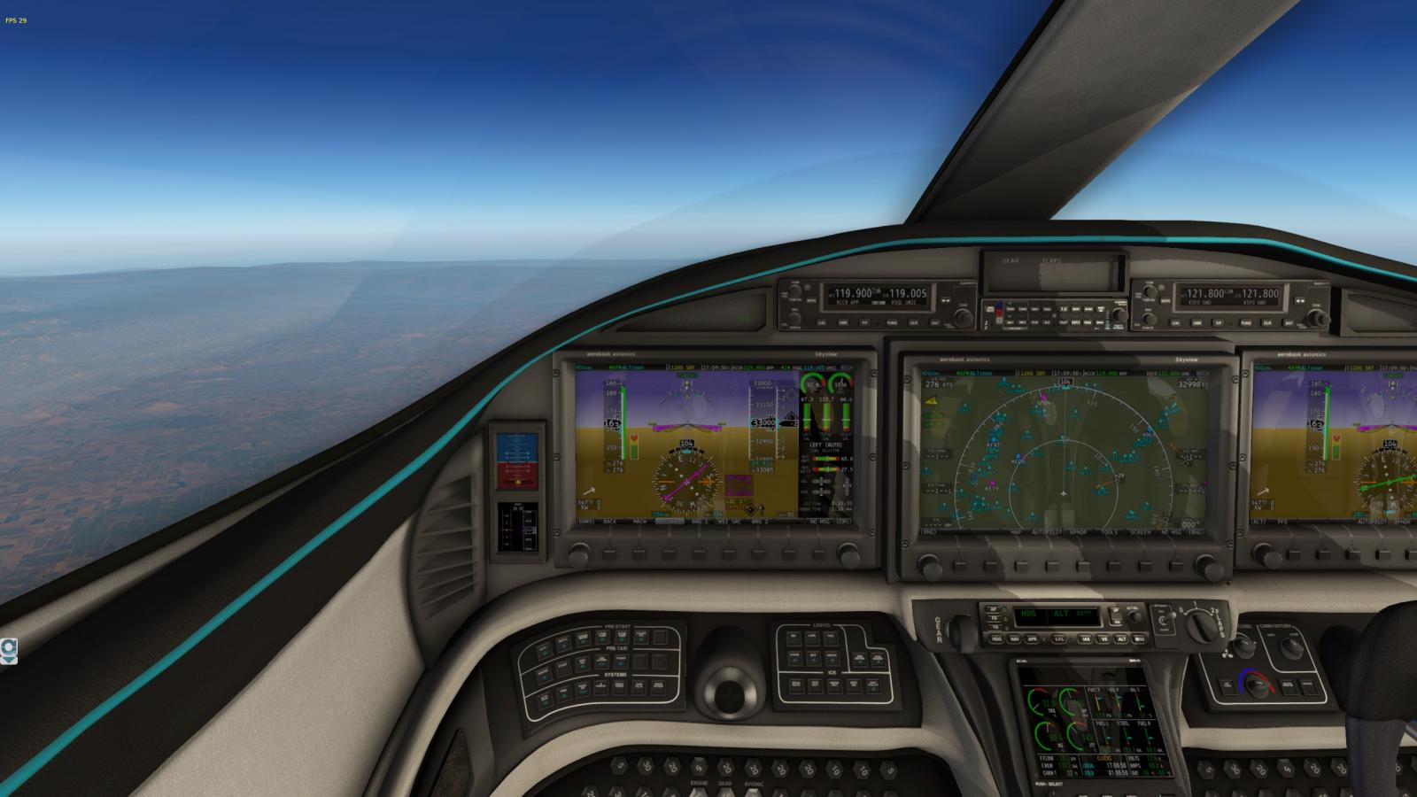 Epic E1000 - Can't get to cruise speed - Epic E1000 - X