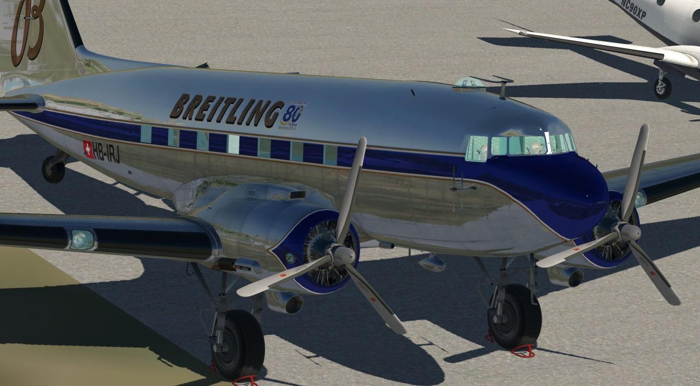 Aeroworx Douglas C-47 - Airplane Development Notices - X-Plane Org Forum
