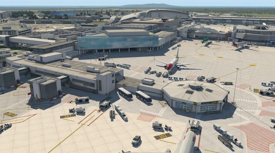 Dublin v2 released by Aerosoft - XP11 Scenery - X-Plane Org Forum
