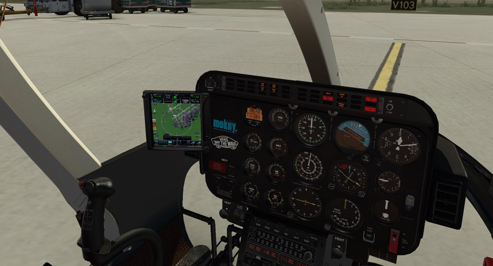 Reality XP GTN 650 installed on panel for XP11? - Bell 407 - X-Plane