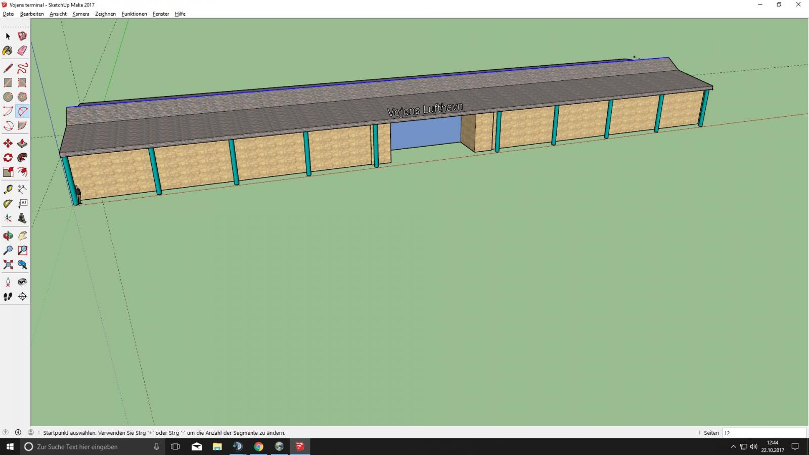 Sketchup To Blender Texture Issues 3d Modeling X Plane Org Forum