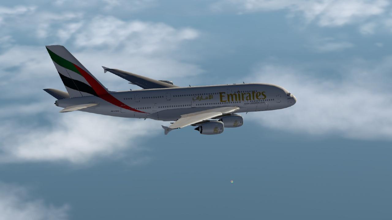 13th anniversary fly-in: Dubai, United Arab Emirates (OMDB