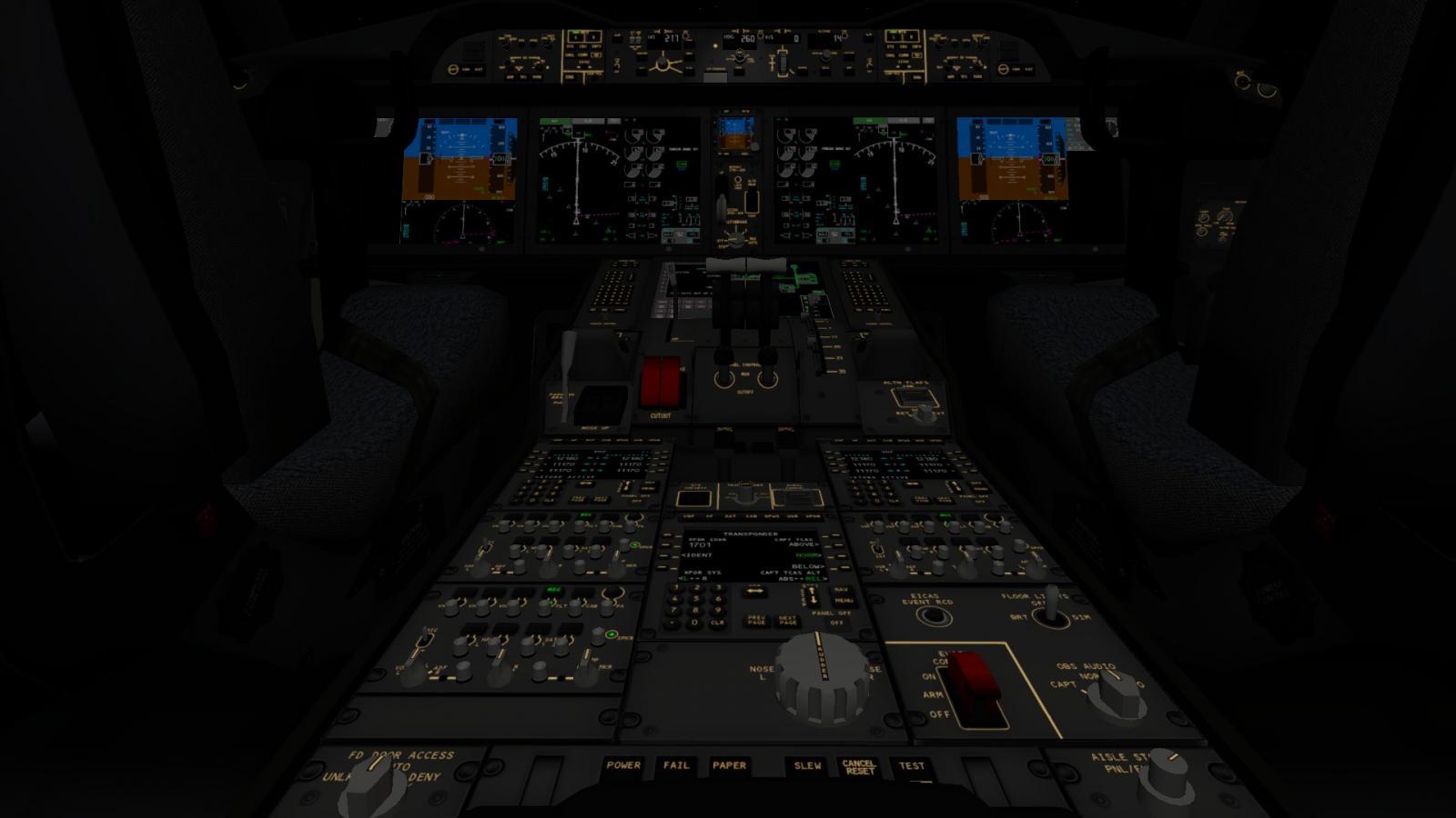 Magknight 787-9 Development thread - Page 14 - Magknight - X-Plane