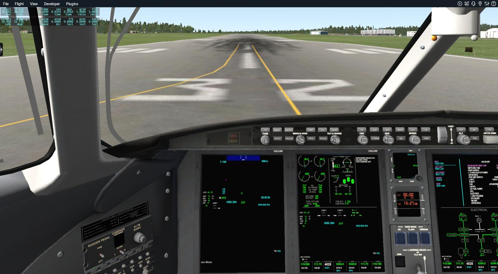 X-Plane BETA 11 10B1 First Impressions - Page 3 - XP11 General