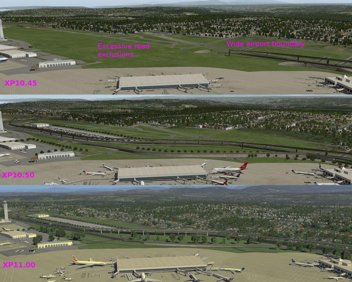 How To Draw Airport Boundaries Wed Guides Tutorials X Plane