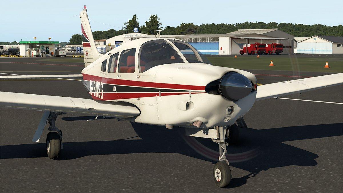 Just Flight/Thranda PA-28R-ARROW-III - General X-Plane Forum - X