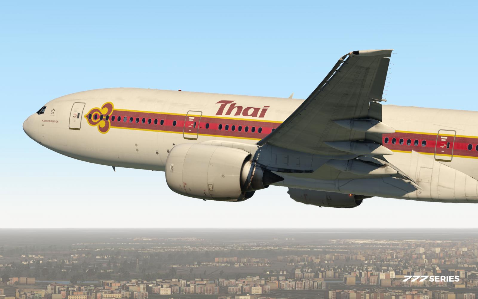 777 Series by Aerobridge - Airplane Development Notices - X