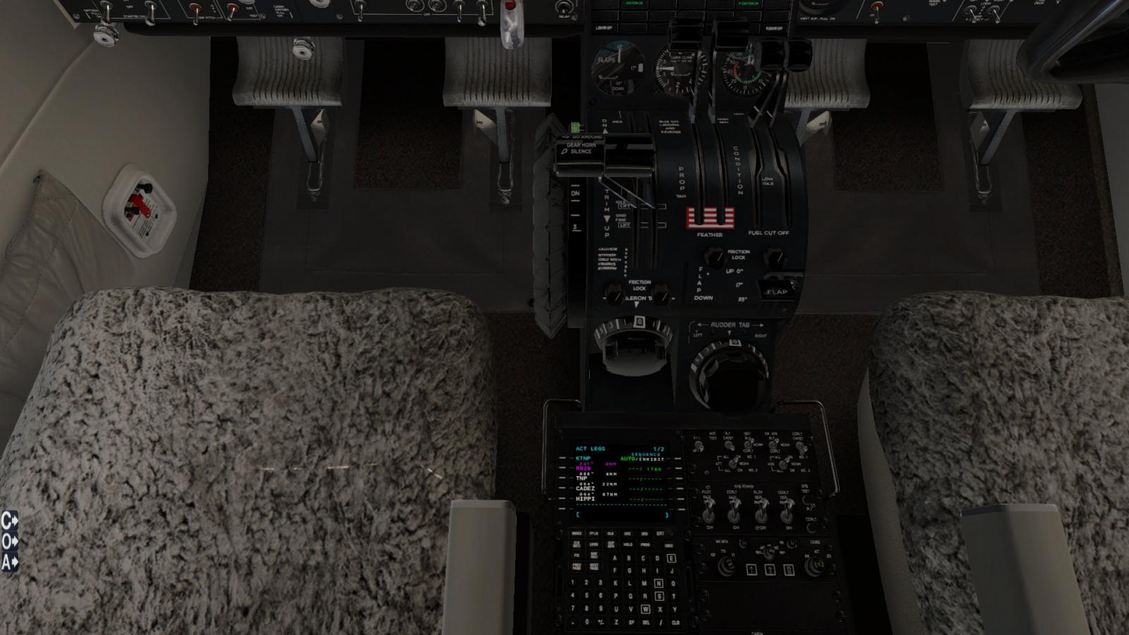 B1900D, FMS - Carenado - Alabeo Support - X-Plane Org Forum