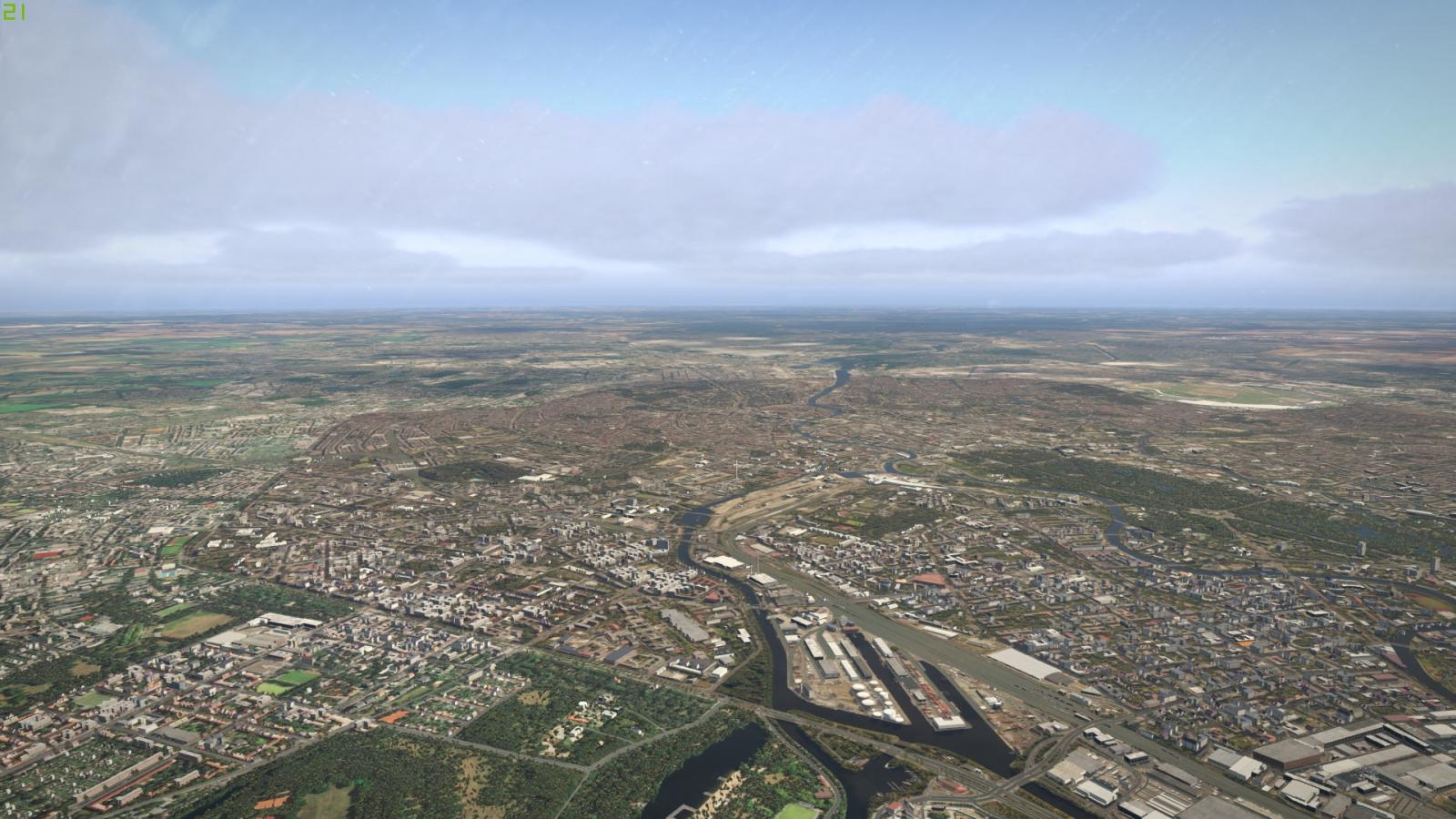 Object Draw Distance Xp11 Rendering Options Fps