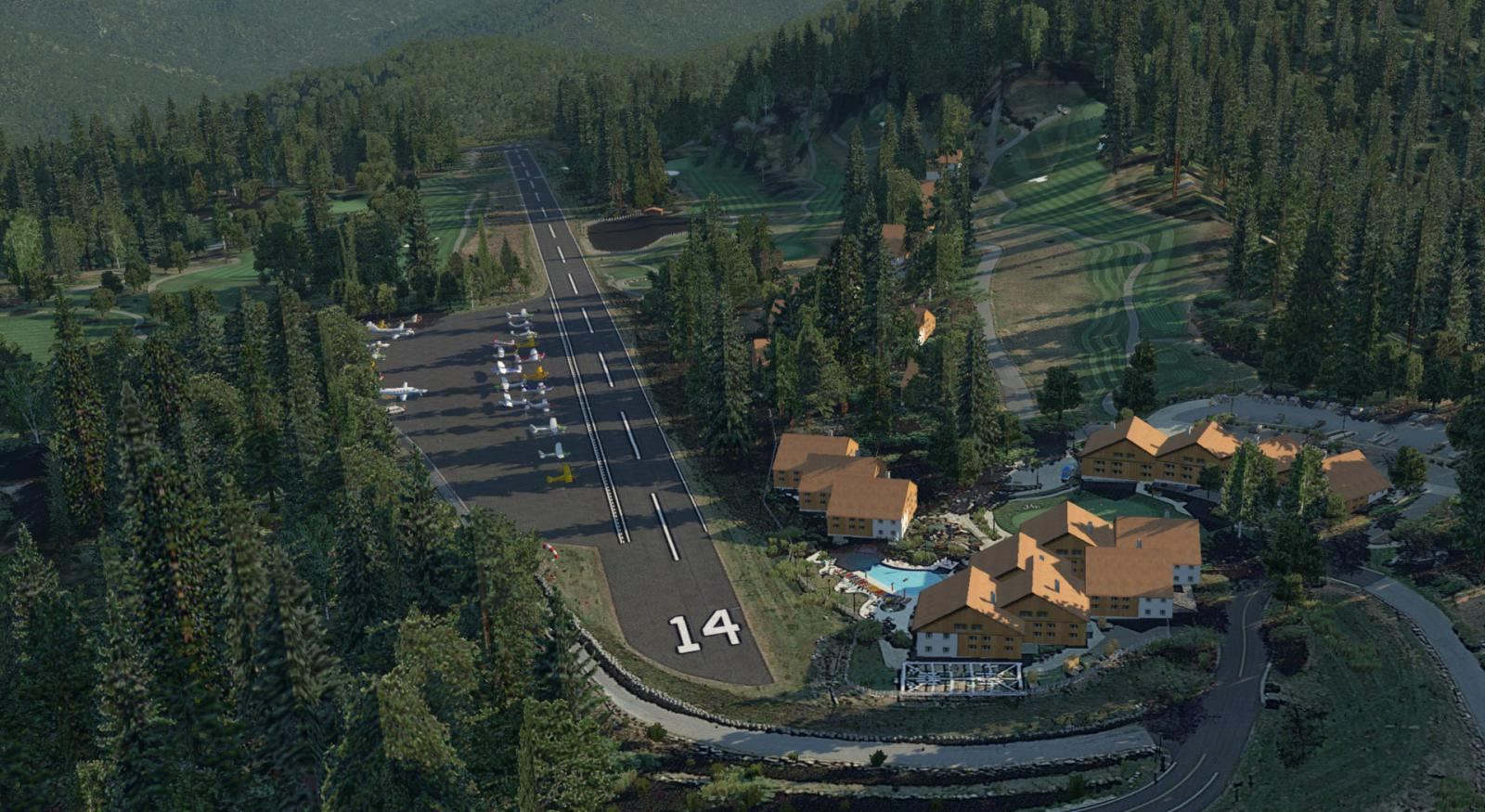 2NC0 Mountain Air Private Airfield by hapet - Scenery Packages (v11