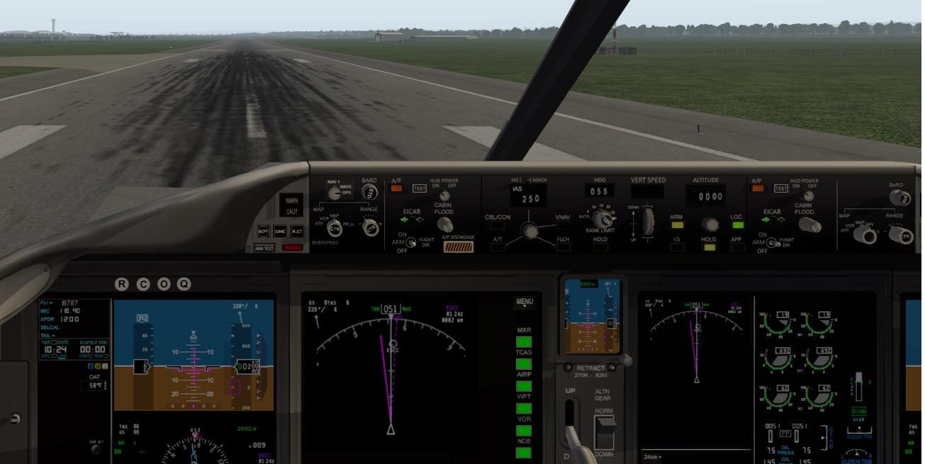 Autopilot / Lnav?? - Boeing 787 Dreamliner - X-Plane Org Forum