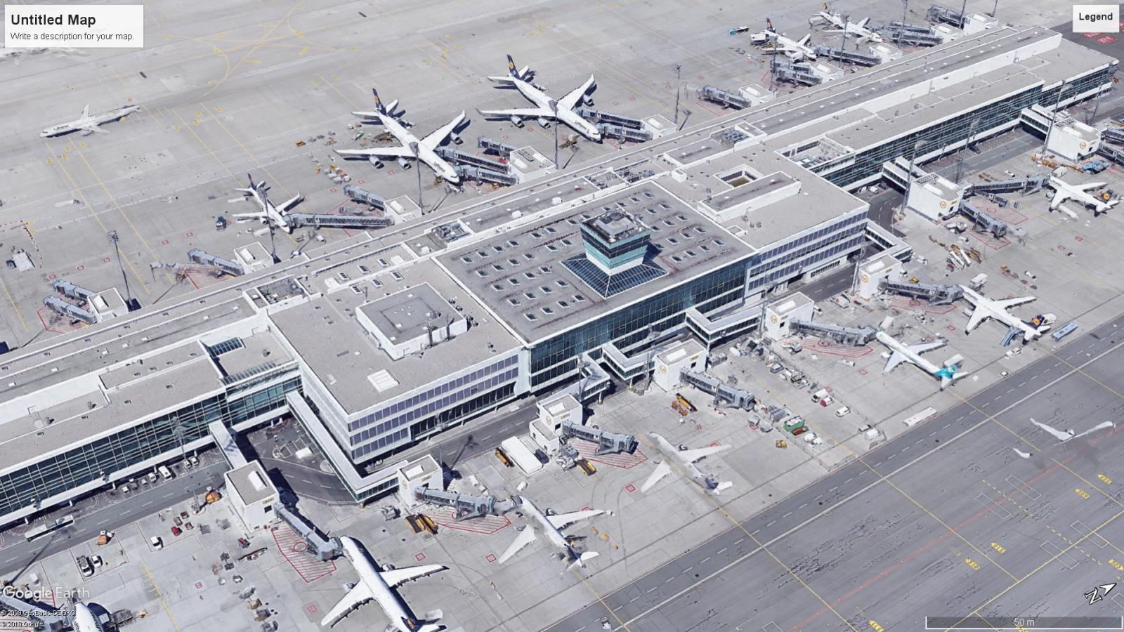 Scenery Gateway (Lego Bricks) default airports (global