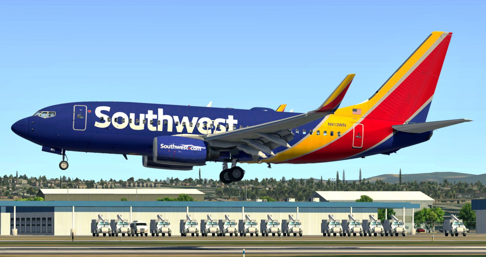 737 Ultimate Livery Request Forum - Page 3 - Repaint-Requests - X