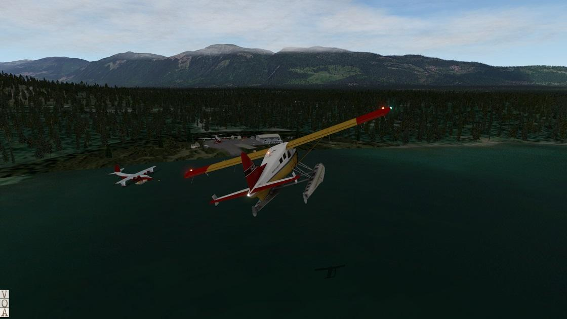 Bush Flying : Deadstick / X-Plane - General X-Plane Forum