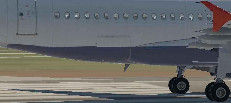 Links to addon liveries for the ToLiss 319 - Airbus A319 - X-Plane