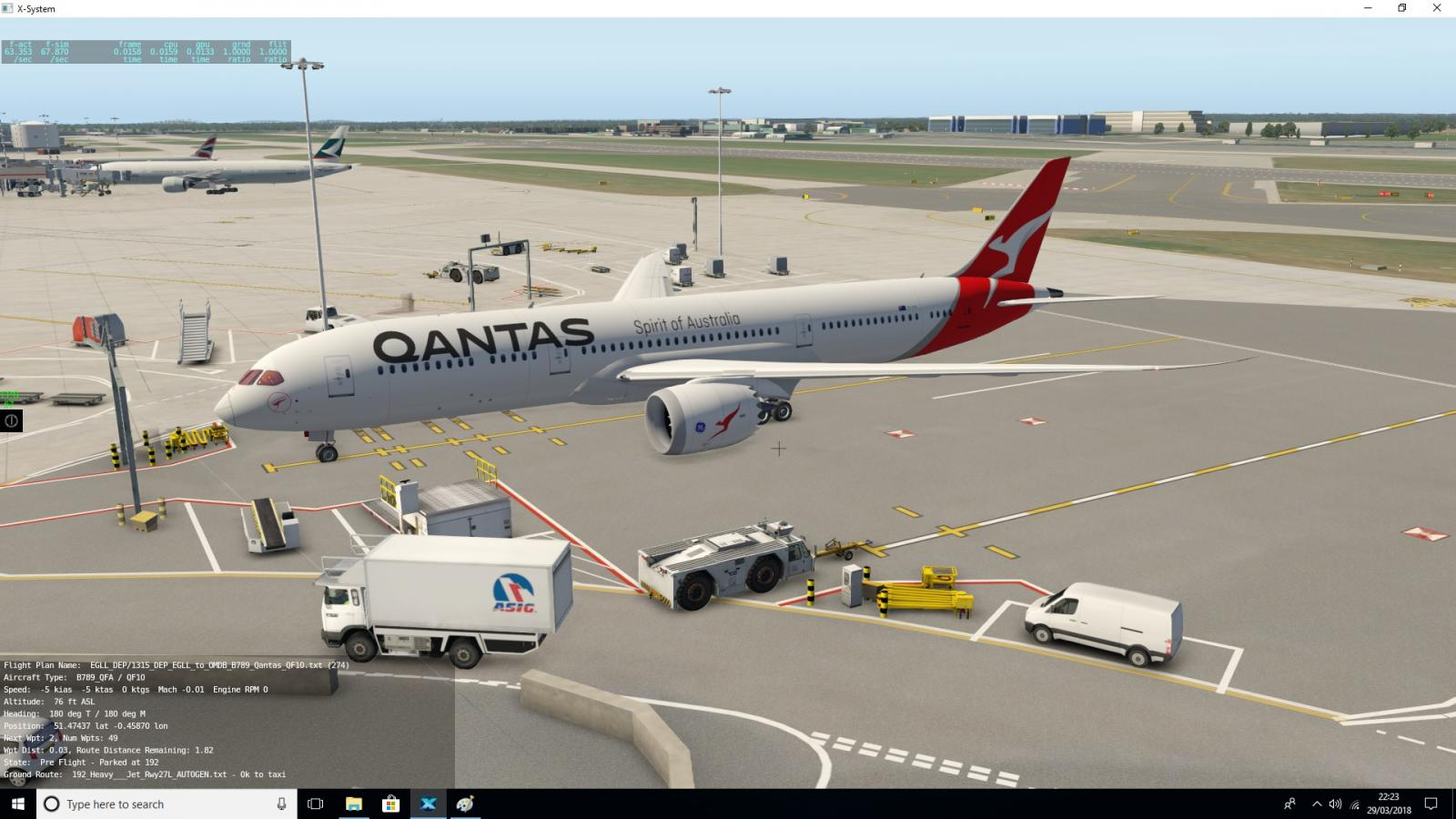 AI Models - World Traffic - X-Plane Org Forum
