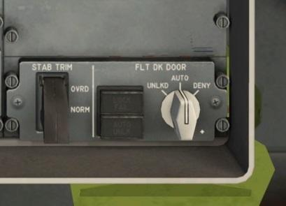 Flight Deck Door - ZIBO B738-800 modified - X-Plane Org Forum