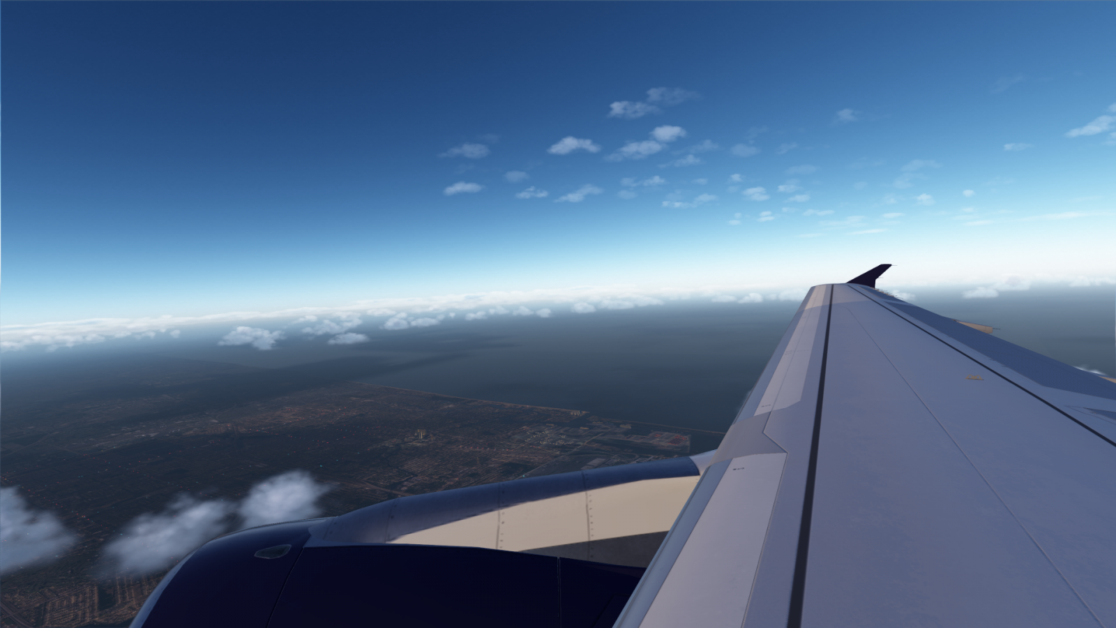 xEnviro 1 09 Brighter/Lighter Clouds - Textures - X-Plane