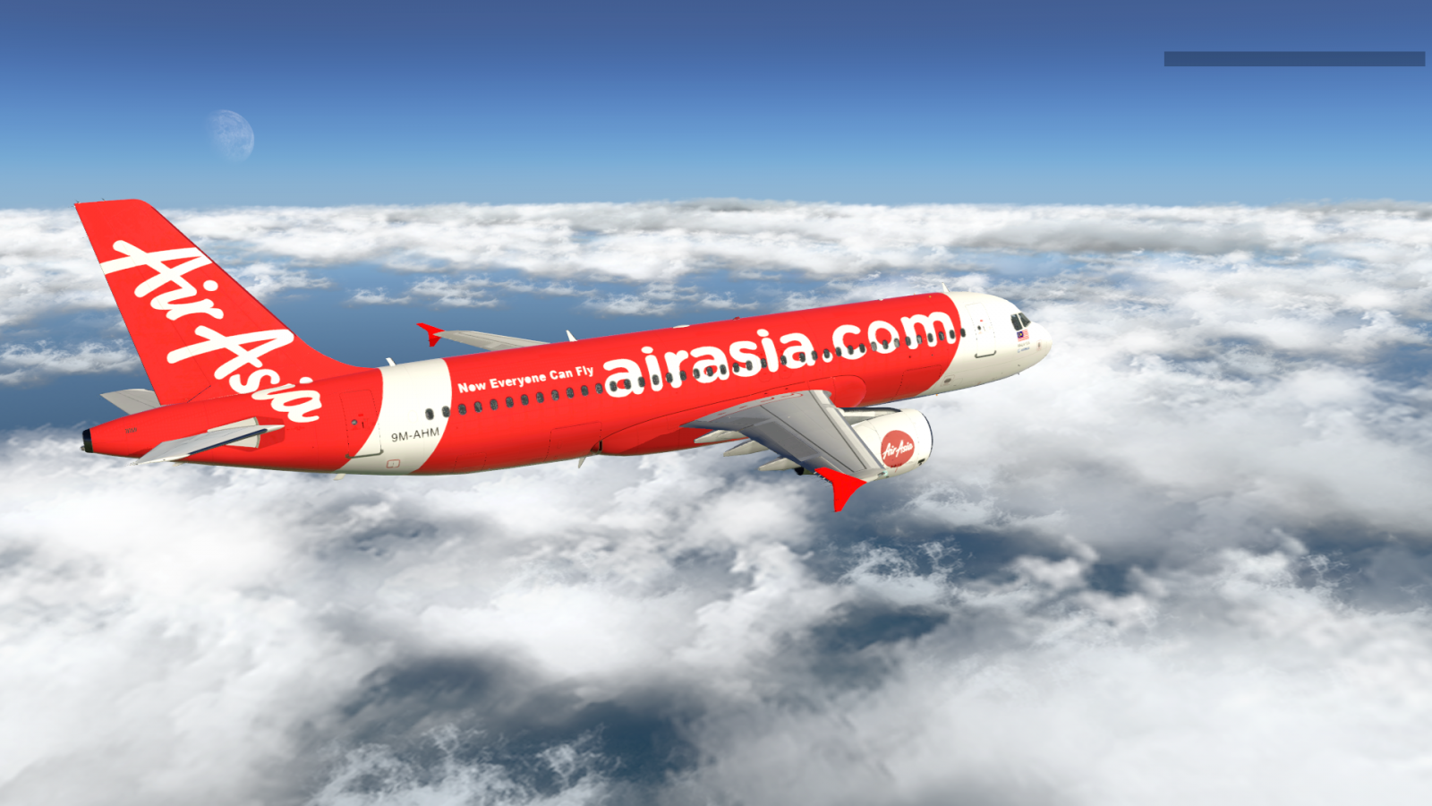 Flight Factor A320 Ultimate - AirAsia Livery - Aircraft